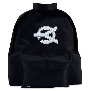 [OY] LOGO BACKPACK-BLACK