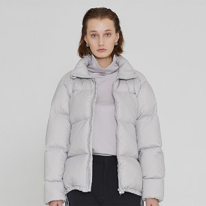 [IRONYPORNO]UNISEX DUCK DOWN STRING PARKA IRO013 GRAY
