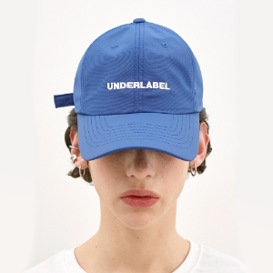 [언더라벨] UNDERLABEL BALL CAP_BLUE