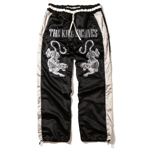 [KING]Sukajan Pants -Black