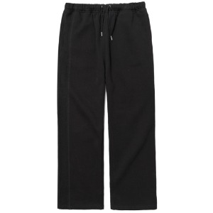 [viva studio] DIVISION SWEAT PANTS JS - BLACK