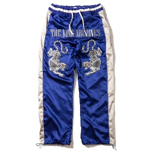 [KING]Sukajan Pants -Blue