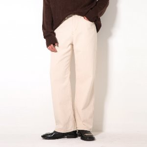 [XTONZ] XP49 CREAM WIDE PANTS (CREAM)