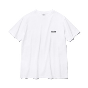 [viva studio]LOCATION SHORT SLEEVE JS [WHITE]