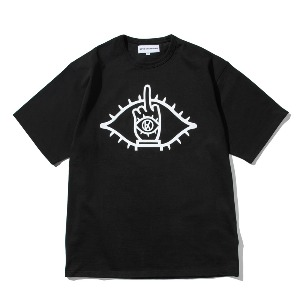 [킹아카이브] LOGO T-Shirt -Black