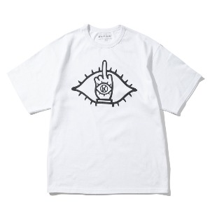 [킹아카이브] LOGO T-Shirt -White