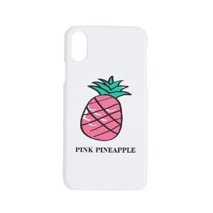 [PINK PINEAPPLE] PHONE CASE