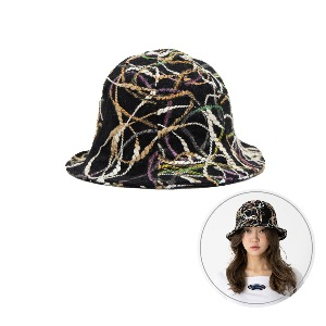 [BLUE PIE] Rope Bucket Hat