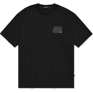 [낫포너드] Card Wallet Logo T-Shirts Black