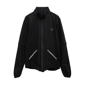 [더블에이씨] V.S Detachable Zip Jacket-black