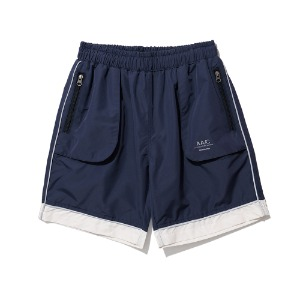 [더블에이씨] Mod01 Reflective Shorts-navy