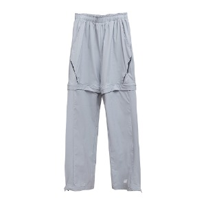 [더블에이씨] V.S Detachable Pants-gray