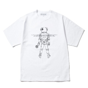 [킹아카이브] CANDY BEAR T-Shirt -White
