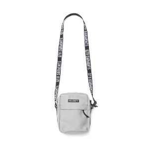 [QT8 GARMENTS] FG CORDURA® Mini Cross Bag (Light Grey)