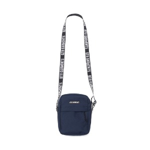 [QT8 GARMENTS] FG CORDURA® Mini Cross Bag (Navy)