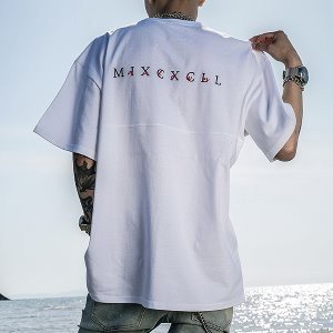 [A.Clown]NARCISSISM HALF-TEE_WHITE