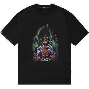 [시즌오프][NOT4NERD]Sacred Heart T-Shirts Black