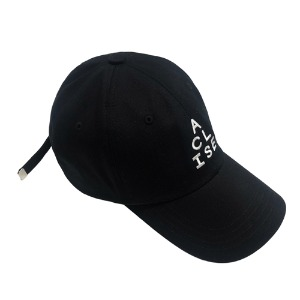 [아클리세][4/26 예약배송] Triangle Logo Ball Cap Black