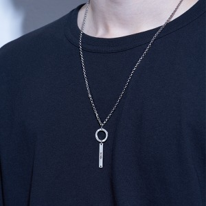 [HAWHA] Roma Clock Necklace