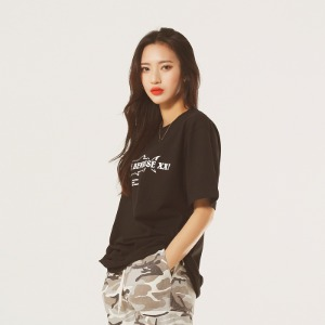 [레베니아] DTB T-shirt_Black