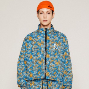 [FEELENUFF] FLAME TRACK JACKET