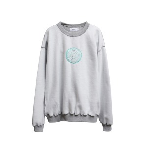 [더블에이씨] S.S.C Reversible Sweatshirt-gray