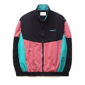 [QT8 GARMENTS][9월 11일 예약발송]ND Old Track Jacket (Pink)