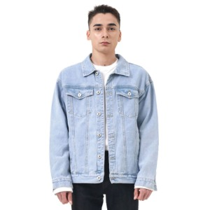 [라모드치프] Regular denim jacket (Lightblue)