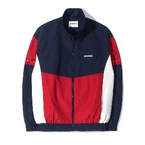 [QT8 GARMENTS][9월 11일 예약발송]ND Old Track Jacket (Red)