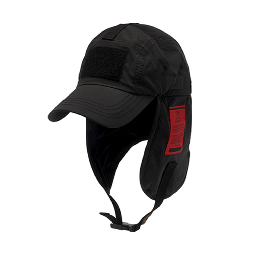 [스티그마]DV TECH FISHING CAP - BLACK