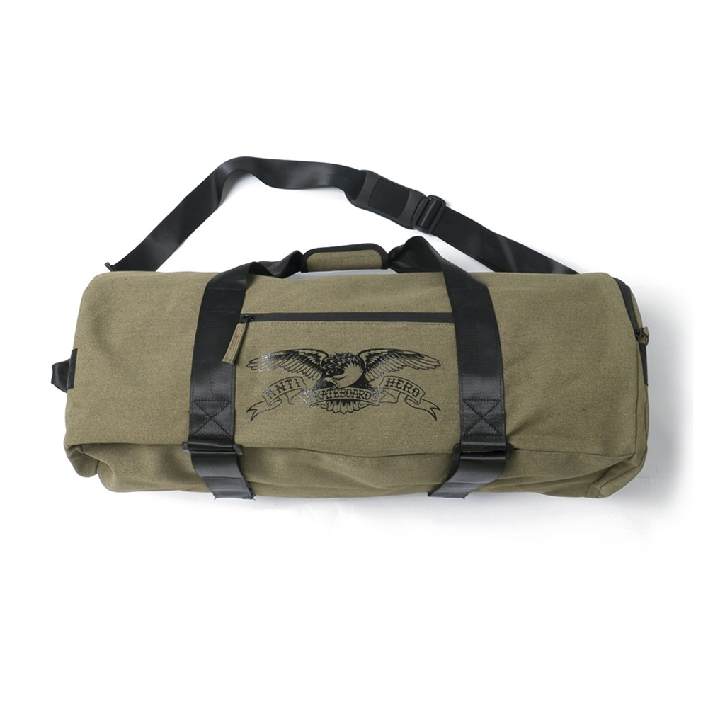 [안티히어로] BASIC EAGLE DUFFEL DUFFEL BAG - OLIVE 60020009A00