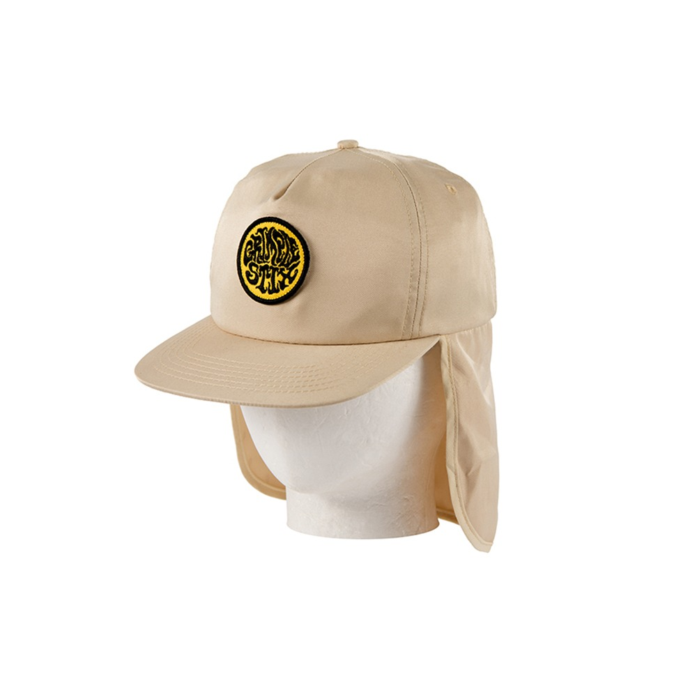 [안티히어로] GRIMPLE PATCH SPECIALTY HAT - KHAKI 50320005A00