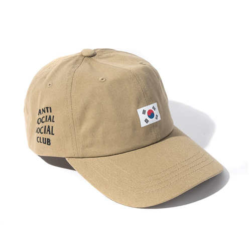 [Anti Social Social Club] Weird Cap - Korea