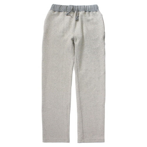 [EASY BUSY] Reversed Sweat Pants - Grey