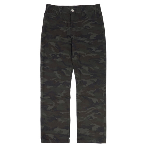[EASY BUSY] Camo Pants - Mix