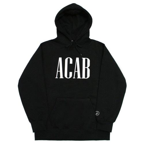 [EASY BUSY] 'ACAB' Hoodie - Black