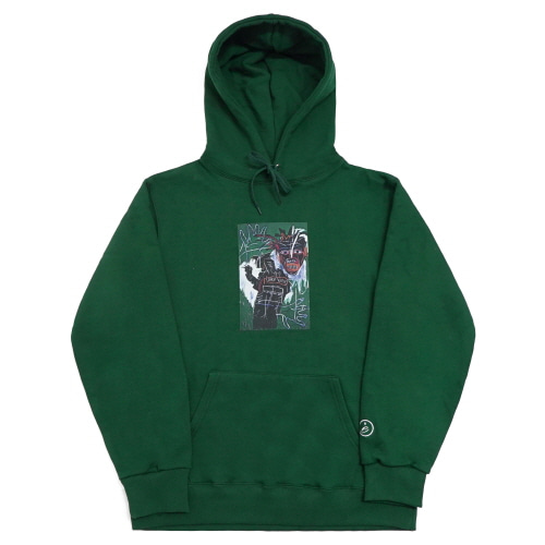 [EASY BUSY x JMB] JMB Hoodie Type.3 - Green