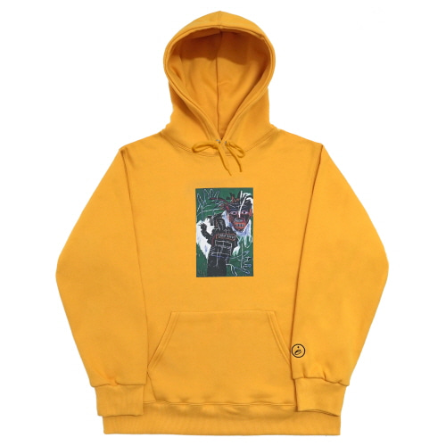 [EASY BUSY x JMB] JMB Hoodie Type.3 - Yellow