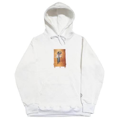 [EASY BUSY x JMB] JMB Hoodie Type.4 - White