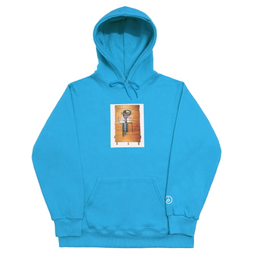 [EASY BUSY x JMB] JMB Hoodie Type.4 - Light Blue