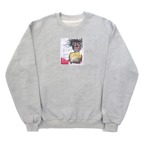 [EASY BUSY x JMB] JMB Sweatshirts - Grey