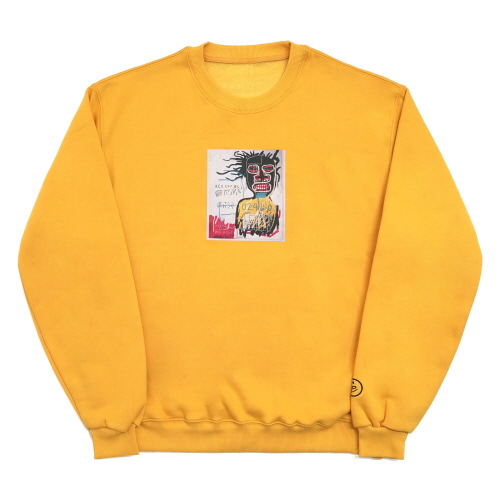 [EASY BUSY x JMB] JMB Sweatshirts - Yellow
