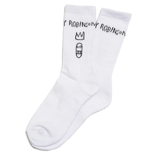 [EASY BUSY x JMB] JMB Socks - White