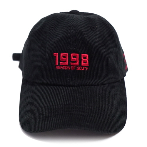 [Fresh anti youth] 1998 Ball Cap - Black