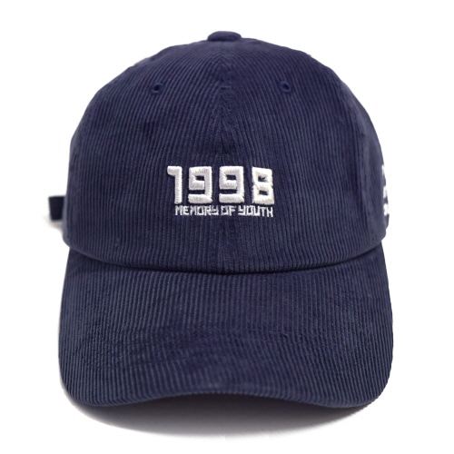 [Fresh anti youth] 1998 Ball Cap - Navy