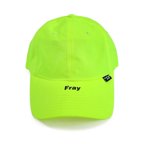 [Fresh anti youth] Tokyo Debut Ball Cap - Neon