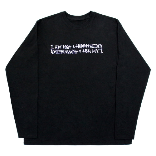 [17FW] LIQUOR & SMOKE Long Sleeve - Black