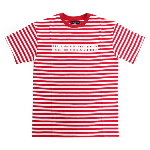 Soft Print T-Shirts - Red