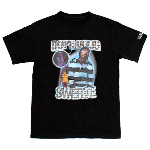 My Home Boy T-Shirts (DOPE DOUG) - Black