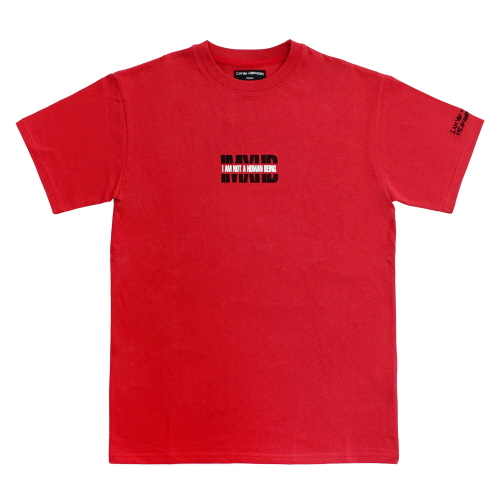IMXHB Logo T-Shirts - Red